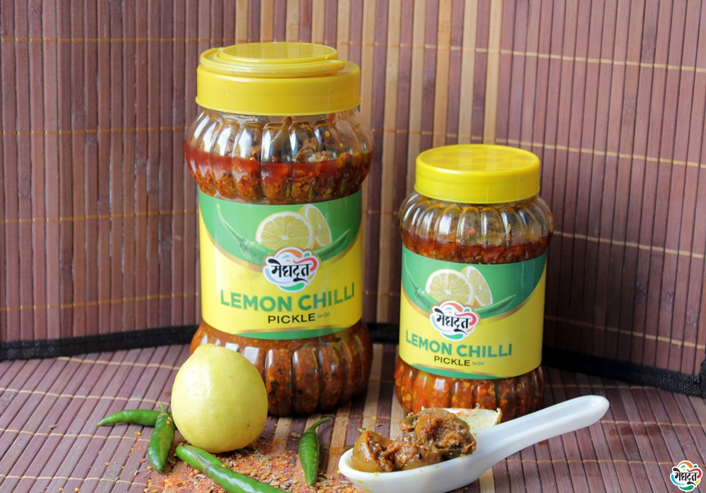 lemon chilli pickle 4